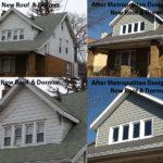 Metropolitan Design/Build Before & After Roof & Dormer
