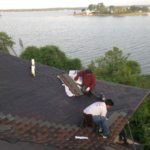New Maryland Roof by the Water