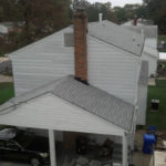 New Roof After Hail Damage