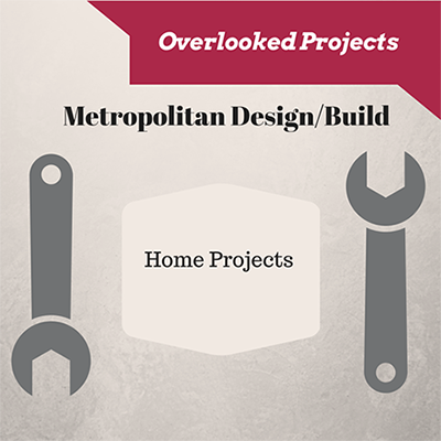 10 Overlooked Home Projects to Complete