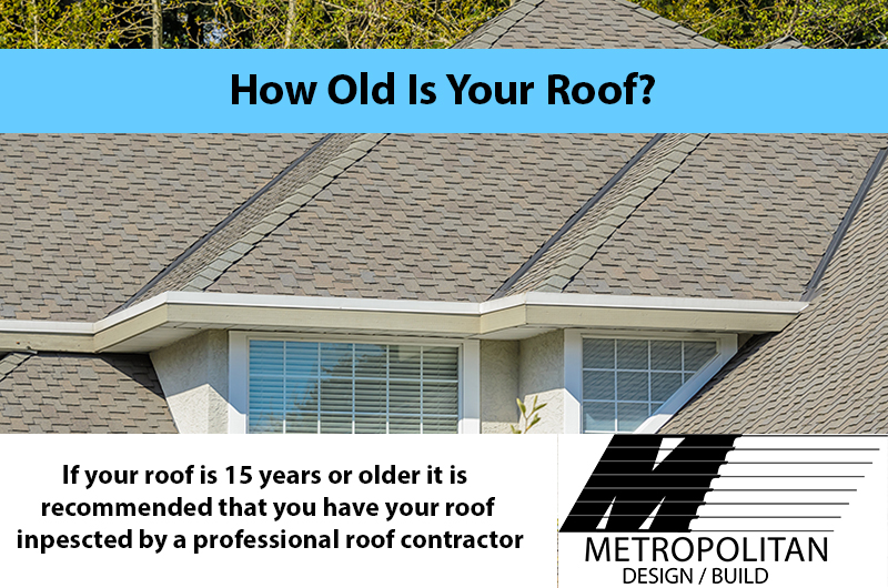 How Old Is Your Roof