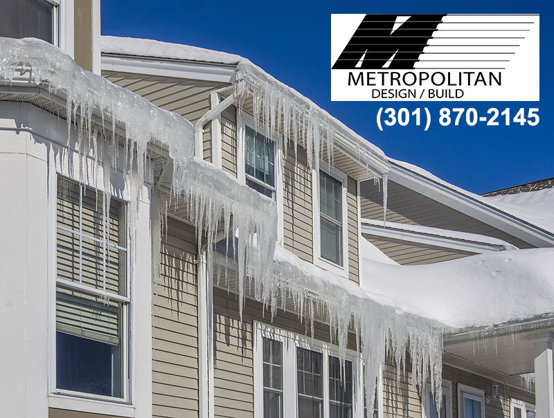 How to Protect Your Roof from Ice Dams