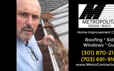 Gutters & Gutter Guards – Metropolitan Design Build