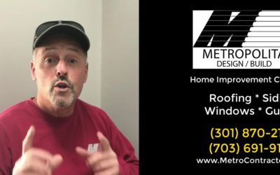 Storm Damage – Metropolitan Design Build – Maryland Contractor